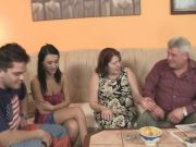 GF is lured by her BF\'s family