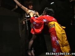 Long sadism porn movies at hot Shibari Dolls collection