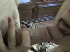 Homemade oral pleasure, vagina and anal sex with face hole ejaculation