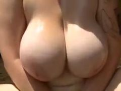 Violet Addams cut in the ass