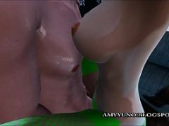 Green Scene Virtual Girl Sex With BF In Online Adult World!