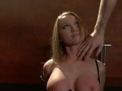 Madison Scott has Her beaver Toyed And banged big in sadism mov