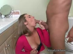 No Choice But To Suck And Gag