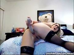Awesome amateur roleplay on webcam