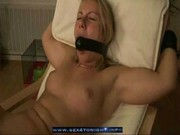 gagged and fucked