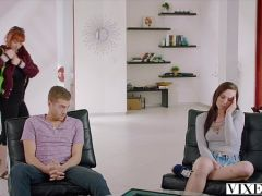 VIXEN I Got Naked For My Stepbrother and He Couldn\'t resist  HD+