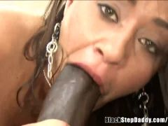 Busty Whore Charley Chase Interracial Fucking