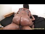 Bubble Butt Marshae rides