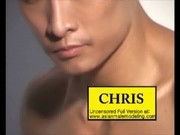 Asian Male Model Chris