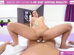 VR PORN-BARBARA BIBER ROUGH MAKE UP SEX