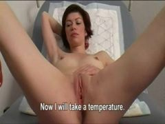 Visit to the gynecologist