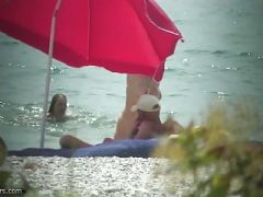 Amateur nudism video