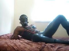 Rubber Gas Mask J-Lube J/O