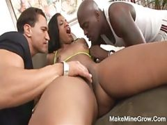 Double Penetration For Sydne Kapri