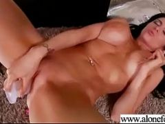 Lonely Horny Girl (romi rain) Put In Her Holes Sex Things mov-26