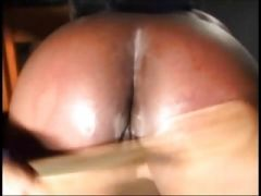 black butt beaten