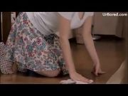 Daughter in law drilled by father in law 01