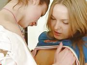 Natasha and Ivana russian girl2girl