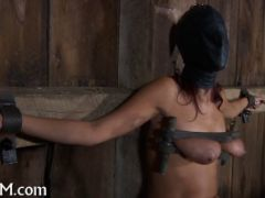 Vicious torturing of babe\'s twat