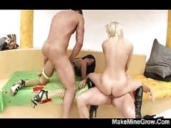 Angelica Get Double Penetration And Enjoy Foursomes
