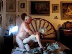 Couple on daybed