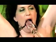 Gorgeous MILF Chained And Spanked