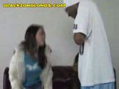 White Teen with Black Rapper