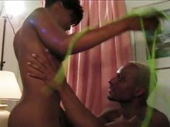 Coco And Her Fuck-friend Are Sucking And Banging