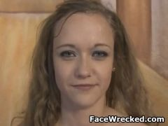 Keegan Kade Spit On And Face Fucked