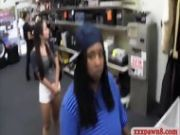 College Girl Pawns Her Pussy For Money At The Pawnshop