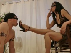 Mistress with houseslave