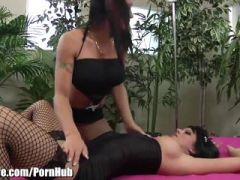 OpenLife Girl is squirting while being tied down!