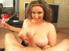 Titty Fucking with Kitty Lee