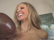 Julia Ann fucks Black Couple
