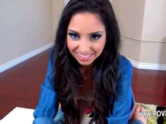 Sexy POV porn and unbelievable girl
