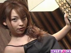 Iori Shiina In Darksome Nylons