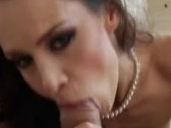 Cocksucker Mckenzie Lee eagerly acquires A long Ramknob in her moist Maw