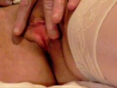 Clit clamp and clit stroking