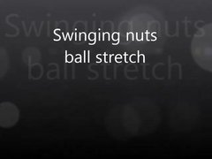 Swinging nuts
