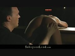 Erica Fontes Spanked And Fucked In Darkness