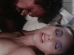 Vintage pornstars domestic quarrel scene