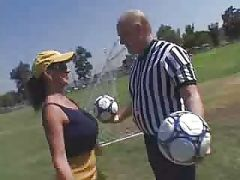 Soccer Mom Fucks The Soccer Ref