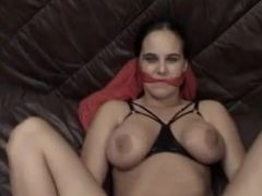 Slave bondage and obedience  - Julia Reaves