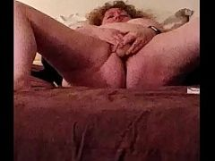 Drunk wife masturbate and cum