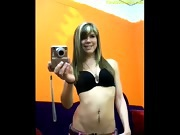 Super cute teen self taken nude and fingering pics