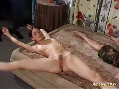 Kamasutra Sex With Real Contortionist