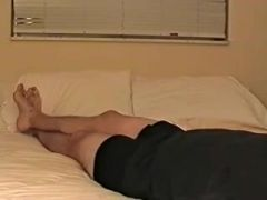 Very hot wife gets fucked after shower