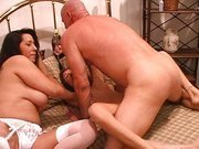 DrDick nailing the nurse and the pacient