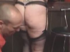 Lady Sucks Cock And Gets Spanked Hard In This Video